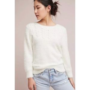 NWT Anthropologie aubade pullover sweater